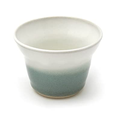 Two Tone White on Blue Cup||AFTHB