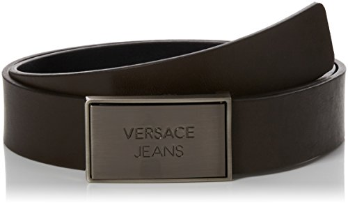 Versace Jeans, Cintura Uomo, Multicolore, 90 (Taglia Produttore:90)