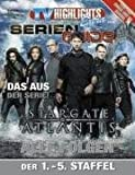 TV Highlights Extra Serien-Guide, H.2/2008 : Stargate Atlantis - Peter Osteried