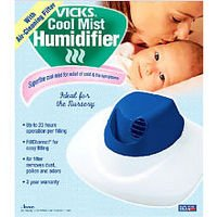 Vicks Nursery 1.2G humidificateur