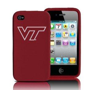 Tribeca Virginia Tech Iphone 4 Silicone Case