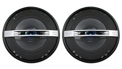 Sony Xsgt1325A 5.25-Inch Coaxial 2-Way Speakers