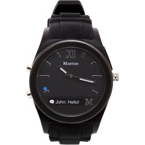 MARTIAN Watch Notifier - Black