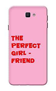 Samsung Galaxy J5 Prime Accessories KanvasCases Premium Quality Designer Printed 3D Lightweight Slim Matte Finish Hard Case Back Case for Samsung J5 Prime