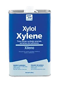Klean Strip Qxy24 Xylol Xylene 1 Quart Paint Strippers