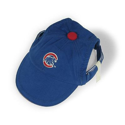 Artikelbild: Sporty K9 MLB Chicago Cubs Dog Cap, Small - New Design