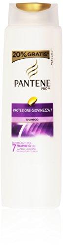 Pantene Pro-V Shampoo, Protezione Giovinezza 7 - 270 ml