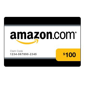 Amazon.com $100 Gift Card (0110)