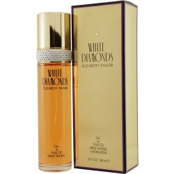 WHITE DIAMONDS by Elizabeth Taylor EDT SPRAY 3.3 OZ for Women