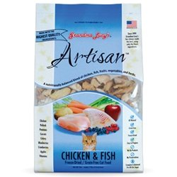 See Grandma Lucy's Artisan Grain-Free Chicken & Fish Formula - 3 lb