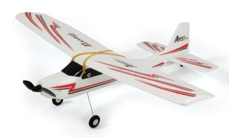 ARES GAMMA 370 READY FOR RECIEVER RC AIRPLANE