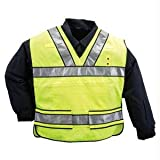 5.11 ANSI Breakaway Reflective Vest, Yellow, Regula ANSI Breakaway Reflective Vest, Yellow, Regular 5.11 Picture