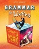 img - for Grammar for Writing: Level Orange book / textbook / text book