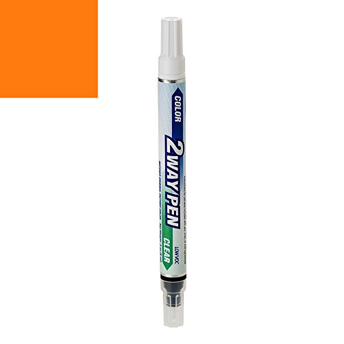 Expresspaint 2Waypen Chrysler All Automotive Touch-Up Paint - Vitamin C Or Go Mango K-2 (1970) - All-Inclusive Package