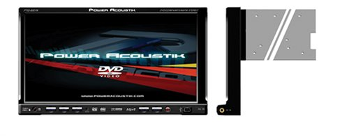 Power Acoustik Ptid-8001N 8-Inch Widescreen Touch-Screen Single-Din Monitor