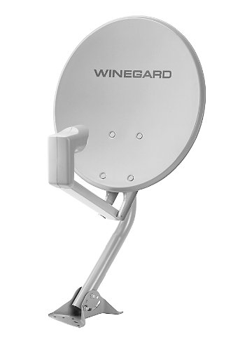 "Find Cheap Winegard DS-4248 Gray 18"" Home Satellite Reflector TV Antenna"