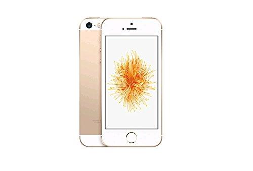 Apple iPhone SE SIMフリー 4インチ 【64GB ゴールド】 国内SIMフリー版 2016