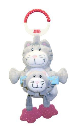 Animal Planet Stroller Toy, Kitten