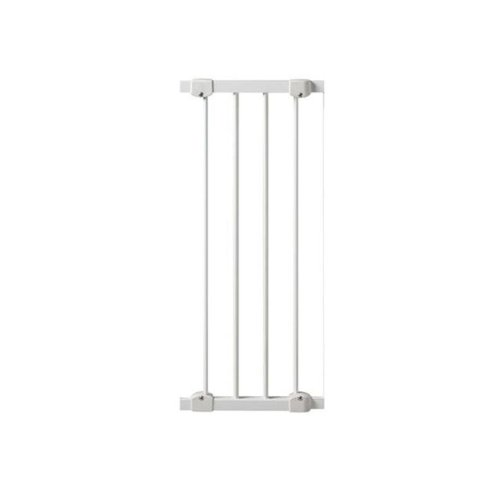 KidCo 10 Inch Angle-Mount Safeway Gate Extension White