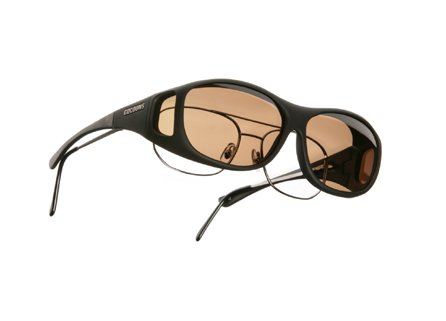 Sunglasses Fitovers Polarized Sunglasses Slim Line (MED) of Cocoons