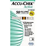 ACCU-CHEK ACTIVE TEST STRIPS (50STRIPS)
