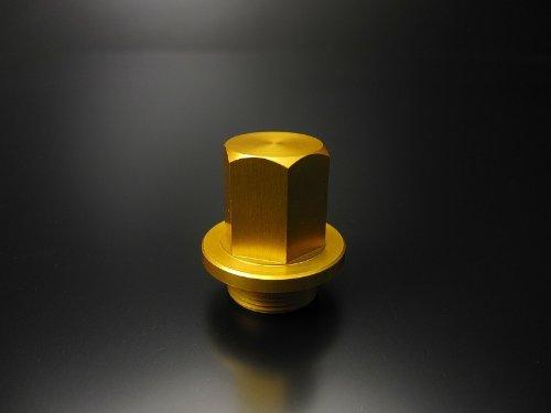 ミニモト(MINIMOTO) OKOフロート大容量ドレンチャンバーゴールド エイプ シャリィ ダックス モンキー等