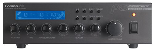 Audiophony combo60