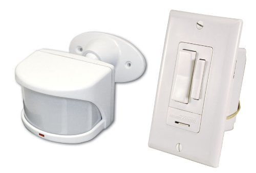 Heath Zenith Wc-6053-Wh Motion Light Set With Dualbrite, White