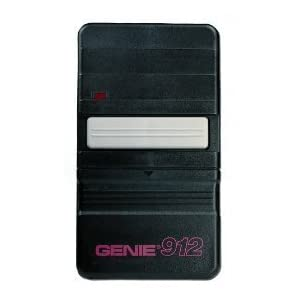 genie 912 9 12 dip switch remote control