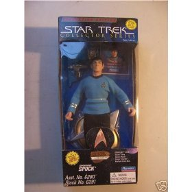Star Trek Commander Mr Spock Collector Series 9 Inch Figure