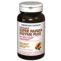 American-Health-Multi-Enzyme-Plus-Super-Papaya-360-Count