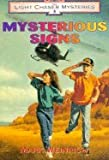 img - for Mysterious signs (The light chaser mysteries) book / textbook / text book