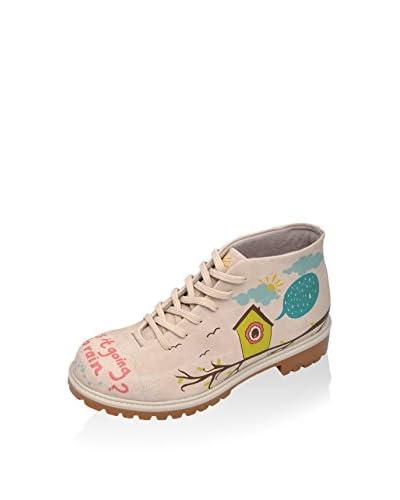 DOGO Hightop Sneaker We Love Rainyn Days