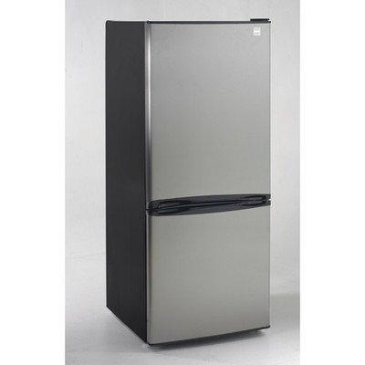 Stainless Steel Refrigerator Bottom Freezer