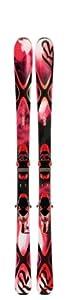 K2 Damen Skiset Superburnin ERC 11 TC Set, 1030101.250.1.160
