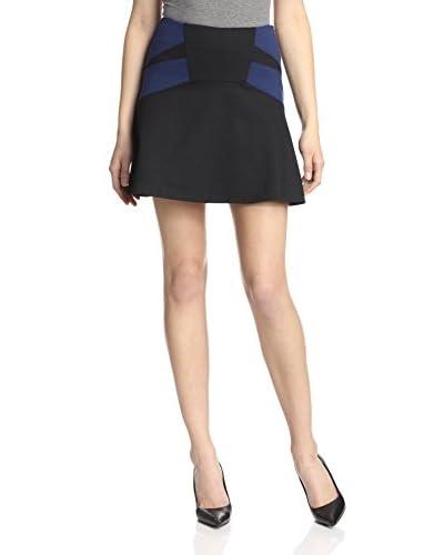 VAINIFESTO Women's Dancing Queen Colorblock Skirt