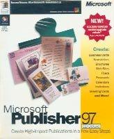 Microsoft Publisher97, 1Cd-Rom (Cd Deluxe) In Jewel Case