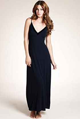 Autograph Weekend Deep V-neck Nightdress