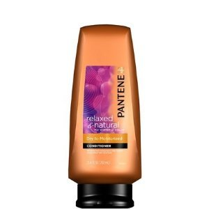 PANTENE PRO-V Dry to Moisturized RELAXED & NATURAL Conditioner 22.8 oz.