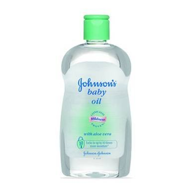 Johnsons Olio Aloe Vera Ml.300