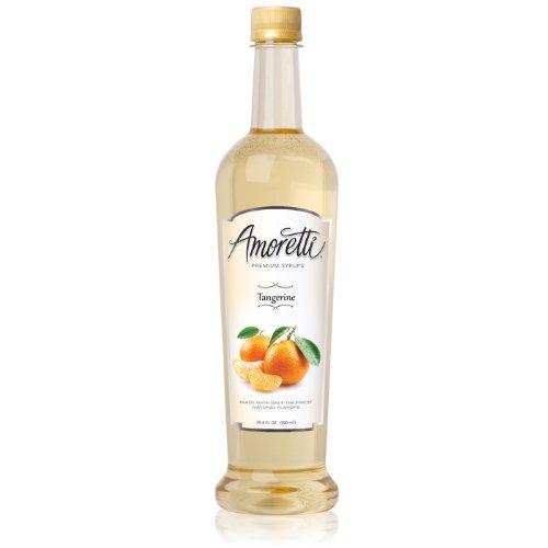 Amoretti Premium Syrup, Tangerine, 25.4 Ounce