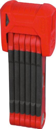 ABUS Bordo Granite X-Plus Folding Lock: 85cm; Red