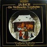 【※CDではありません】バッハ:クリスマス・オラトリオB.248(ハイライト)【中古LP】