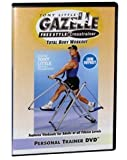 Tony Little's Gazelle Freestyle Crosstrainer Total Body Workout (low impact) Personal Trainer DVD