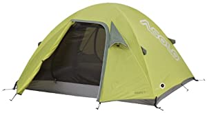 Asolo Equipment Velocity 3-Person Backpacking Tent (Light Green) from Asolo Equipment