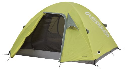 Asolo Equipment Velocity 3-Person Backpacking Tent (Light Green)  sc 1 st  3 person tent & Asolo Equipment Velocity 3-Person Backpacking Tent (Light Green ...