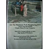 Pork Slaughtering DVD