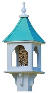 The Birdhouse Chick - Copper Bird Feeder-PVC 28x10