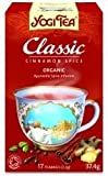 Yogi Tea Classic Cinnamon Spice 17bag (Pack of 4)