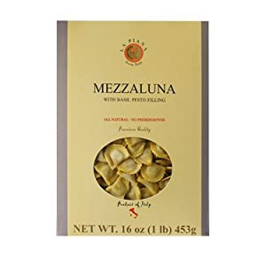 La Piana Mezzaluna with Pesto Filling, 1 Pound